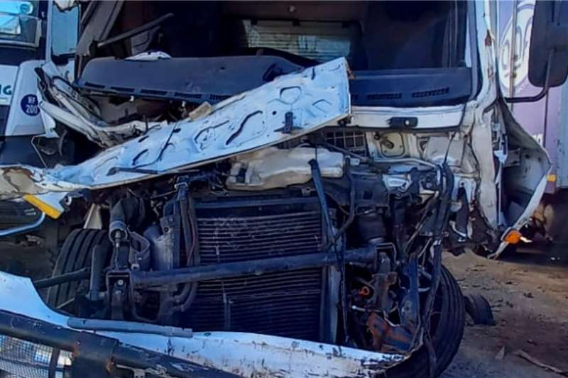 Nissan 2015 Nissan Quon Stripping for Spares Truck spares and parts