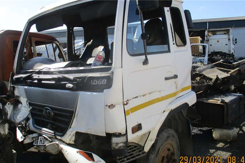 Nissan Cab UD60 CAB,ENGINE AND GEARBOX Truck spares and parts