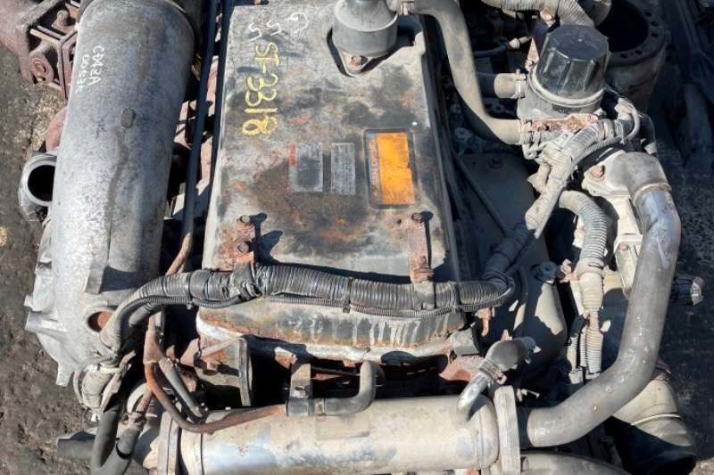 Nissan Engines GE13 Truck spares and parts