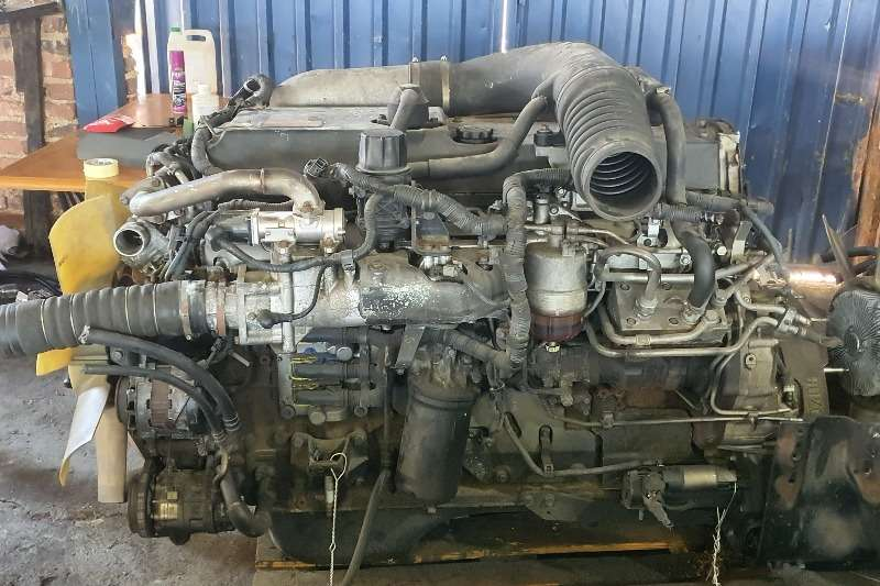 Nissan Engines Used UD GE13 ENGINE Truck spares and parts