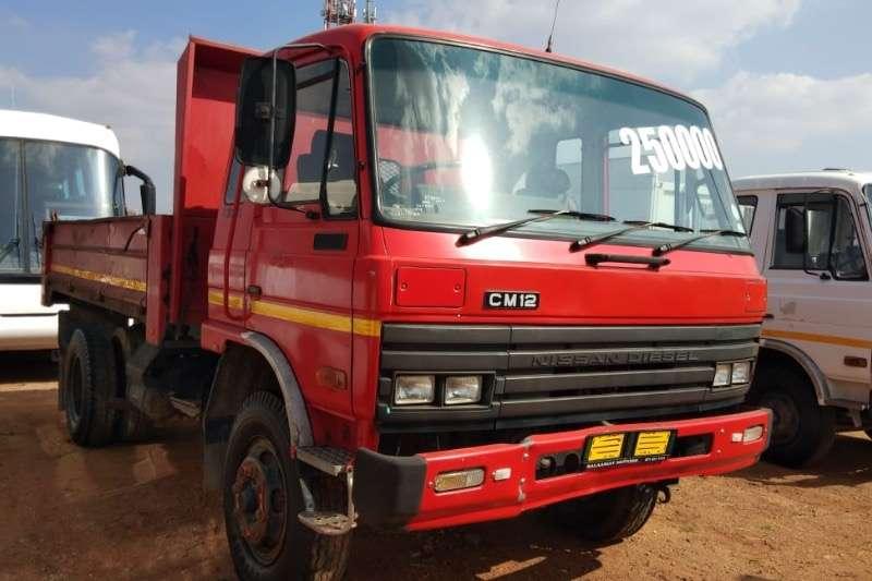 Nissan Truck Tipper NISSAN CM 12 TIPPER R259000 1997