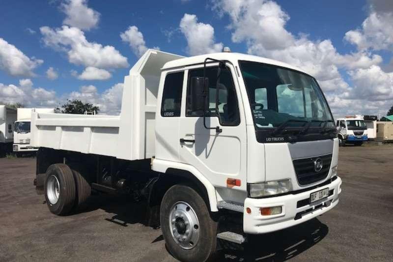 Nissan Truck Tipper NISSAN UD 85 TIPPER 2016