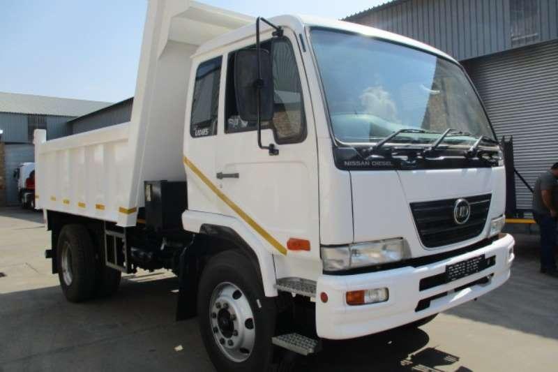 Nissan Truck Tipper NISSAN UD85 6 CUBE TIPPER
