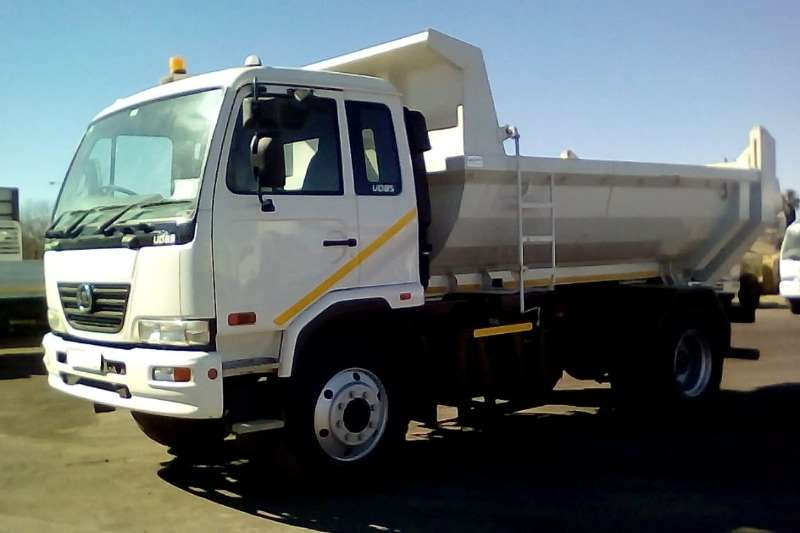 Nissan Truck Tipper NISSAN UD85 TIPPER BODY 2016