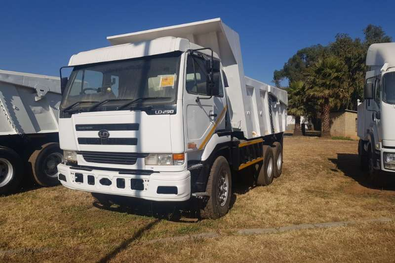 Nissan Truck Tipper UD290 (10Cube) 2006