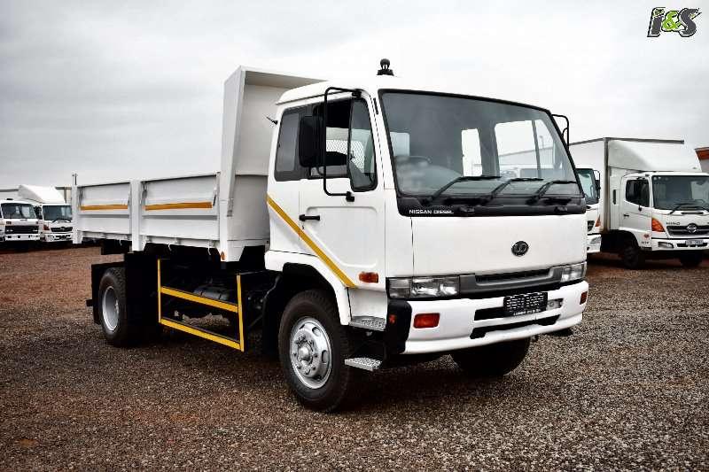 Nissan Truck Tipper UD80 1999