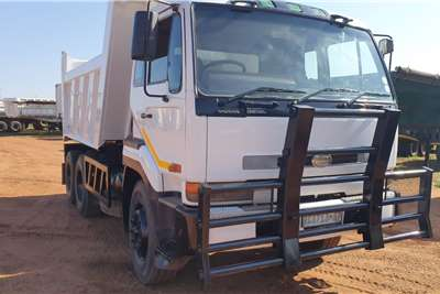 Nissan Tipping body NISSAN UD290 10M³ TIPPER TRUCK Truck