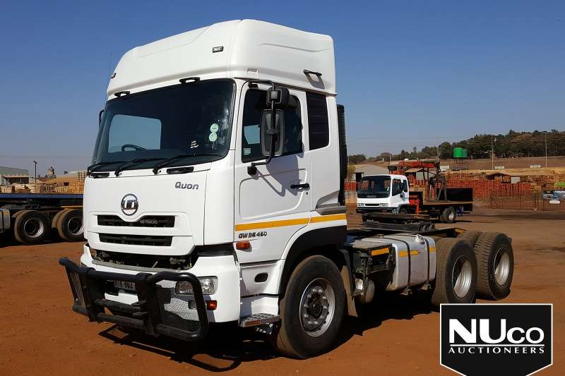 Nissan Truck-Tractor NISSAN UD QUON GW26 450 6X4 HORSE 2015