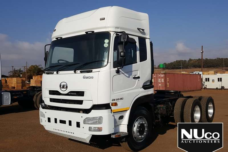 Nissan Truck-Tractor NISSAN UD QUON GW26 490 6X4 HORSE 2012