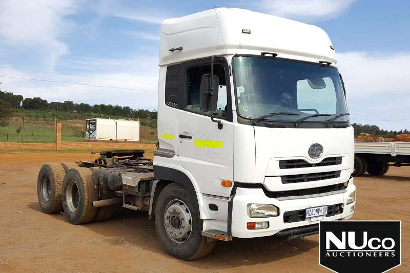 Nissan Truck-Tractor NISSAN UD460 6X4 HORSE