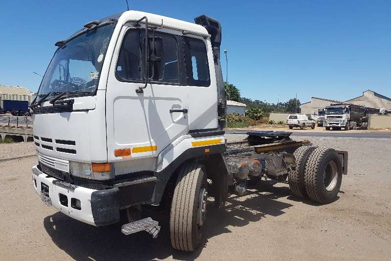 Nissan Truck-Tractor Single axle Nissan CK290 1993