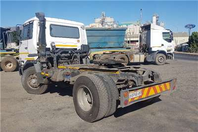 Nissan Single axle Nissan CK290 Truck-Tractor