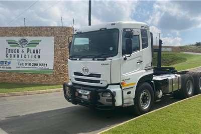 Nissan 2014 Nissan UD Quan GW 26 490 Truck tractors