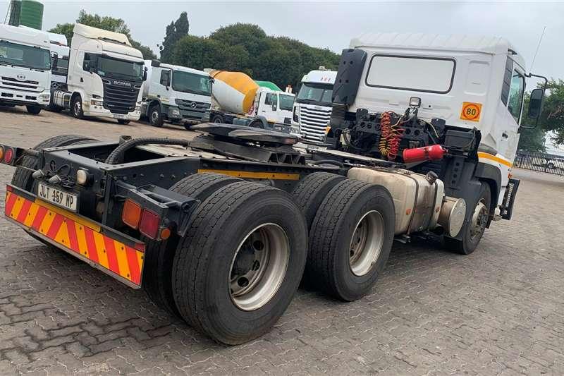 Nissan Double axle 2018 UD GW26 450 Truck tractors