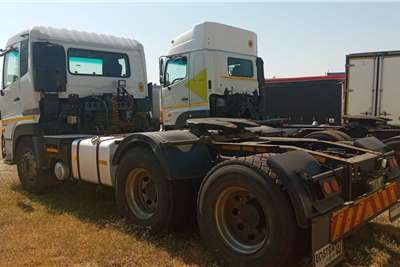 Nissan Double axle Nissan QUON CW26:490   DOUBLE DIFF HORSE FOR SALE Truck tractors
