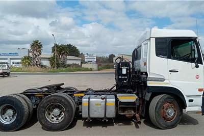 Nissan Double axle Nissan UD460 Truck tractors