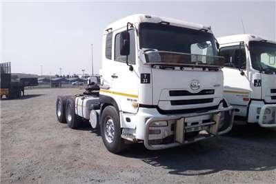 Nissan Double axle QUON GW26.410 6x4 Truck Tractor Truck tractors