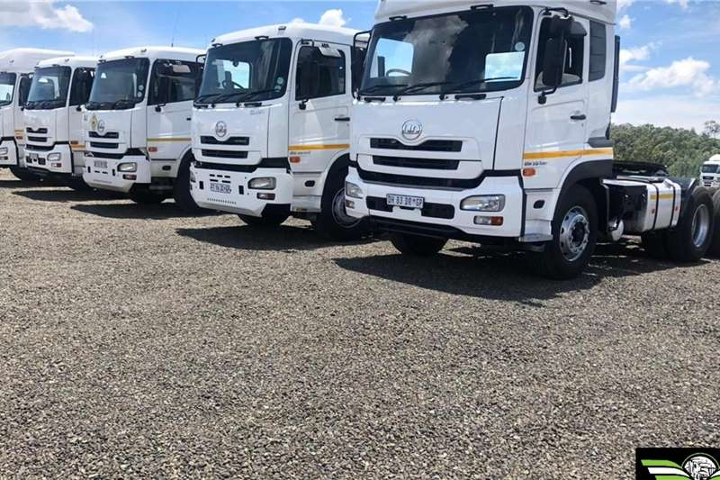 Nissan Truck tractors Double axle Various Nissan UD Trucks Available