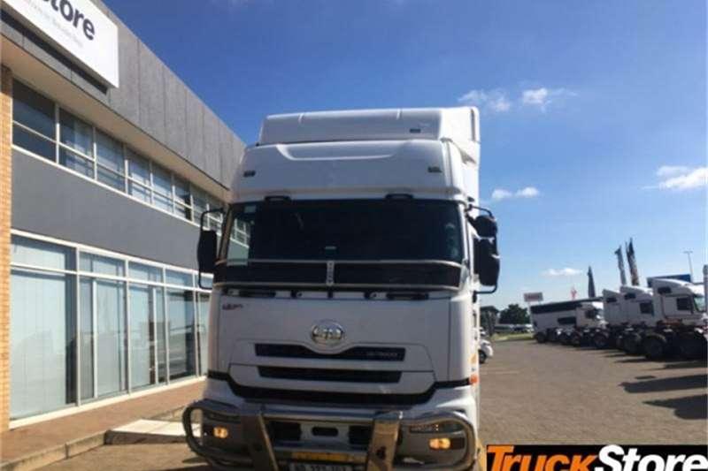 Nissan GW 26 450 (E15) A/T Truck tractors