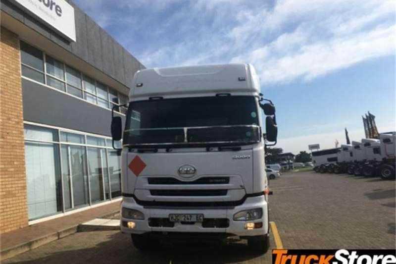 Nissan GW 260 450 Truck tractors