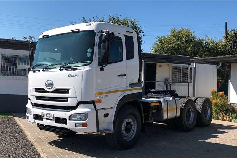 Nissan Truck tractors GW26 450 6x4 Truck Tractor 2015
