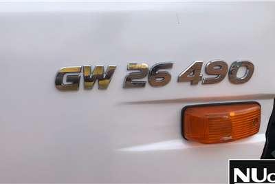 Nissan NISSAN UD GW26 490 6X4 HORSE Truck tractors