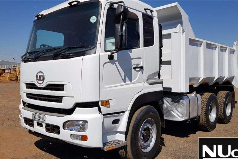 Nissan NISSAN UD TIPPER TRUCK Truck tractors