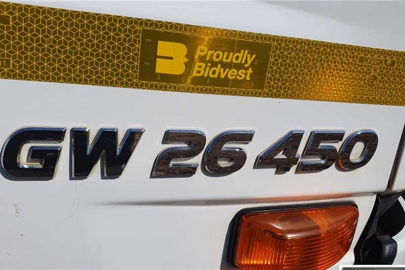 Nissan UD QUON GW 26 450 6x4 HORSE Truck tractors