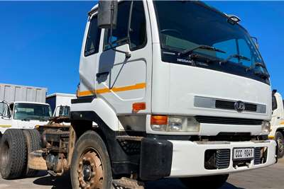 Nissan UD290 4X2 T/T Truck tractors