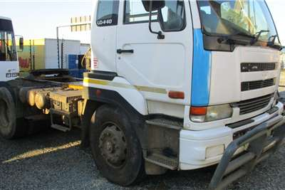 Nissan Ud 440 Truck