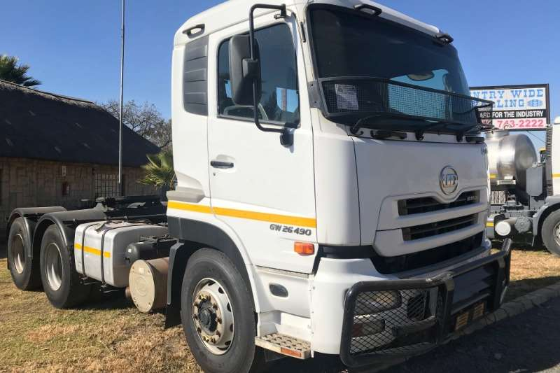 Nissan Truck UD GW26 490 Quon Horse 2013
