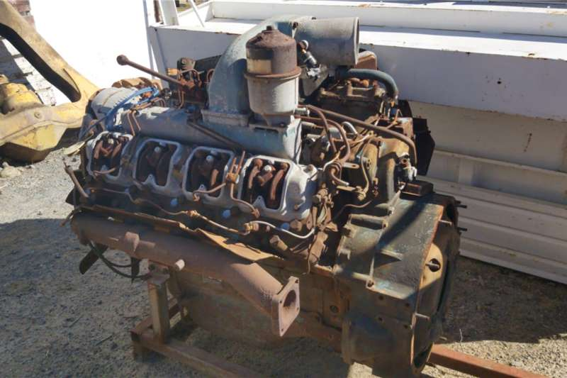 Nissan Truck UD Nissan RD 8 Engine Stripping for Spares