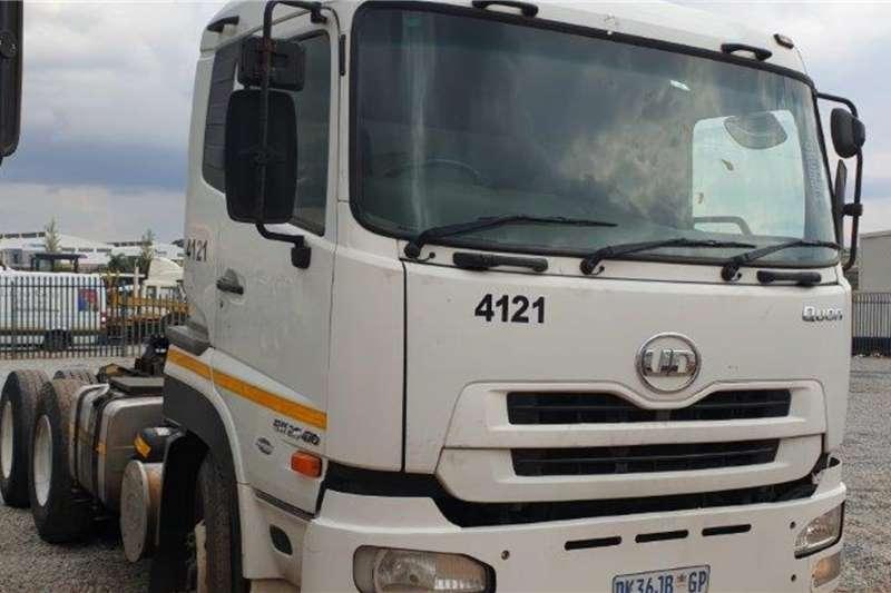 Nissan Truck UD Quon GW26.410 6x4 Mechanical Horse 2014