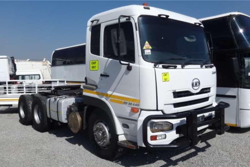 Nissan Truck UD Quon GW26.440 6x4 Mechanical Horse 2013