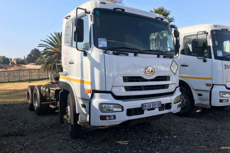 Nissan Truck UD390 Horse 2011