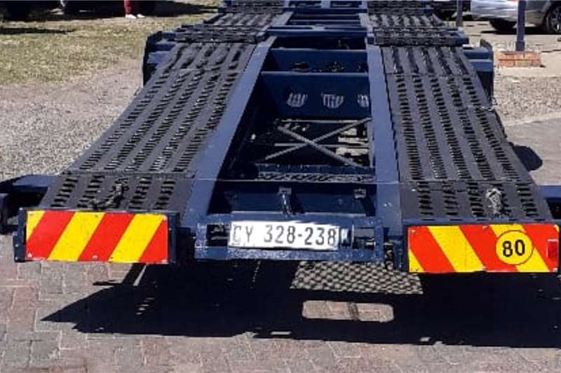 Nissan UD60 4 X CAR CARRIER Truck