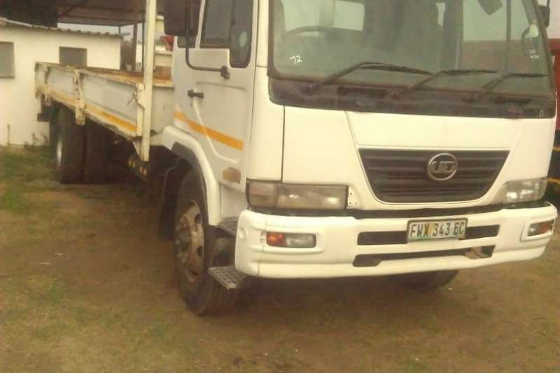 Commercial vehicles and heavy equipment in South Africa on