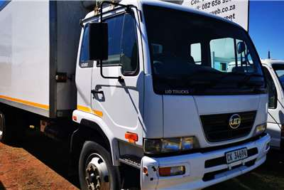 Nissan UD80 Truck