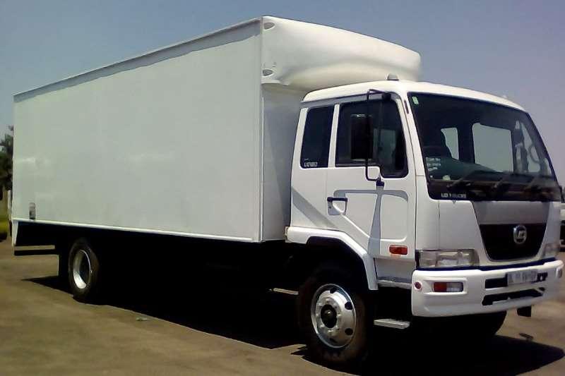 Nissan Truck Van body NISSAN UD 80 VAN BODY 2015