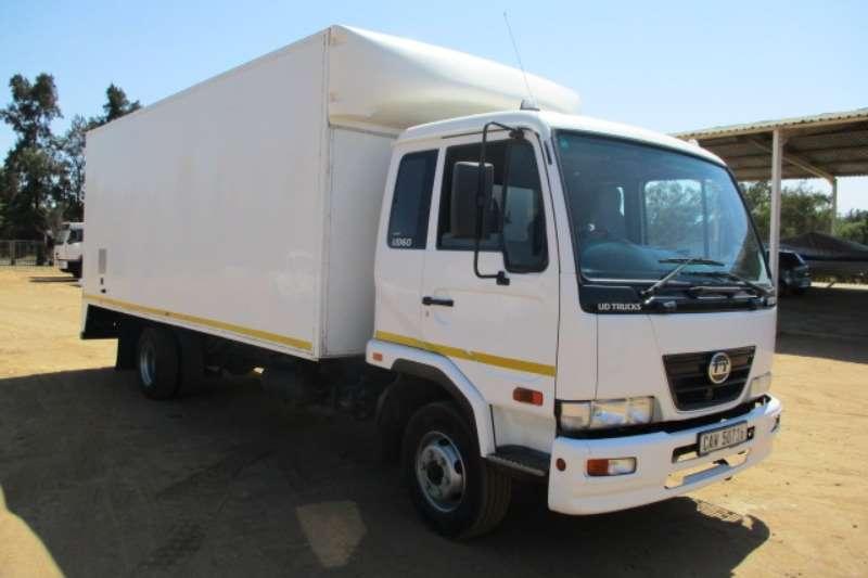 Nissan Truck Volume body NISSAN UD60 VOLUME BODY 2014