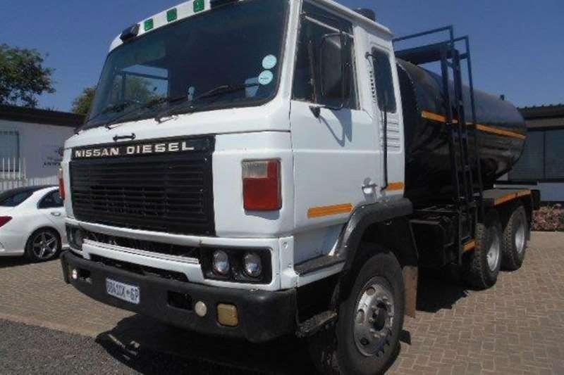 Nissan Truck Water tanker CW45 Watertank 14000 Litres