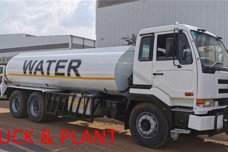 Nissan Water bowser trucks 16 000 L WATER BOWSER 2004