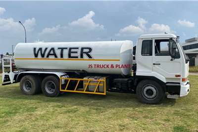 Nissan NISSAN UD440, 18,000LT WATER BOWSER Water bowser trucks