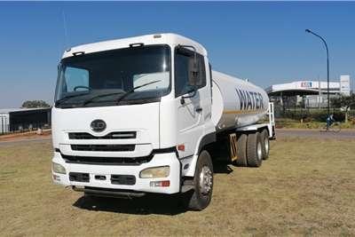 Nissan NISSAN UD460 18,000LT WATER TANKER Water bowser trucks