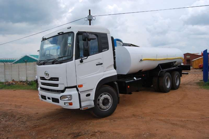 Nissan Water bowser UD 330 with new 18000lt water tanker 2012