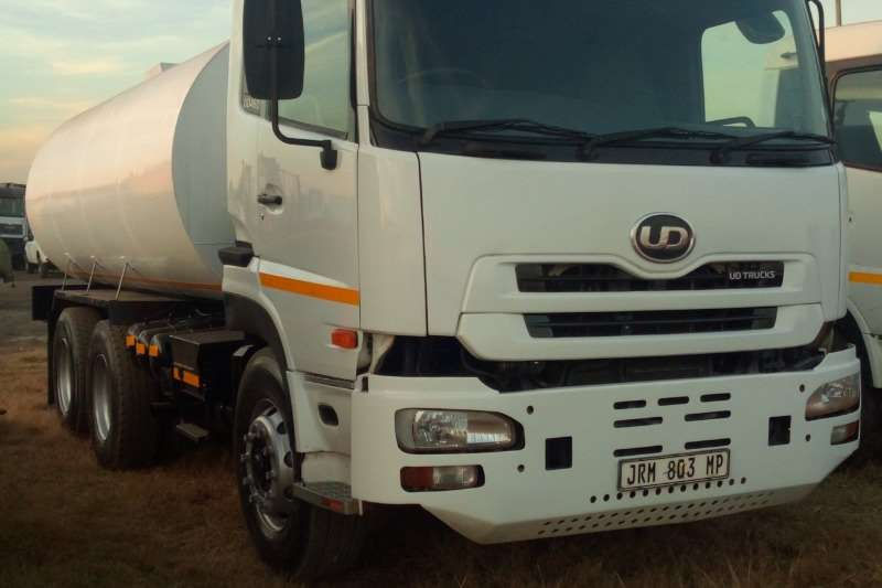 Nissan Water bowser UD460 Water truck 2008