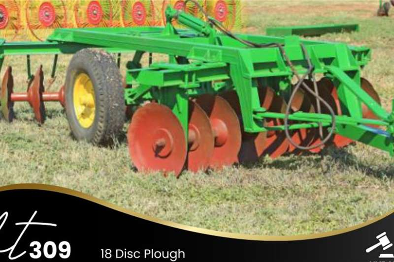 18 Disc Plough Other