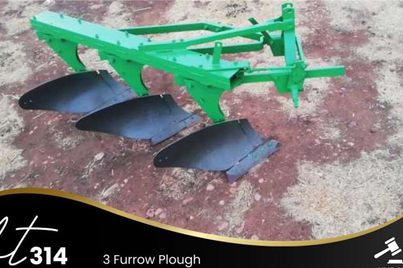 3 Furrow Plough Other
