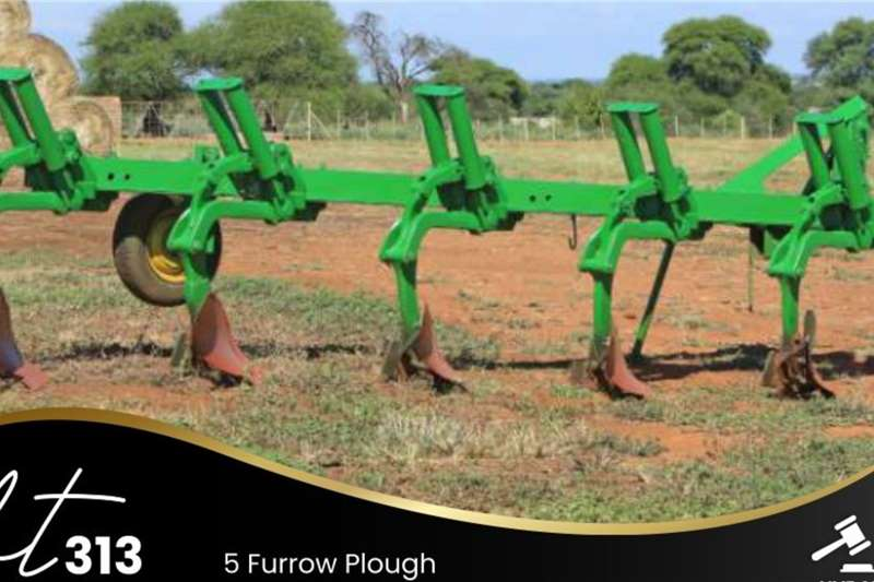 5 Furrow Plough Other
