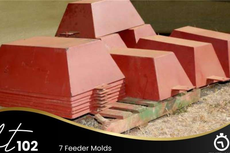7 Feeder Molds Other